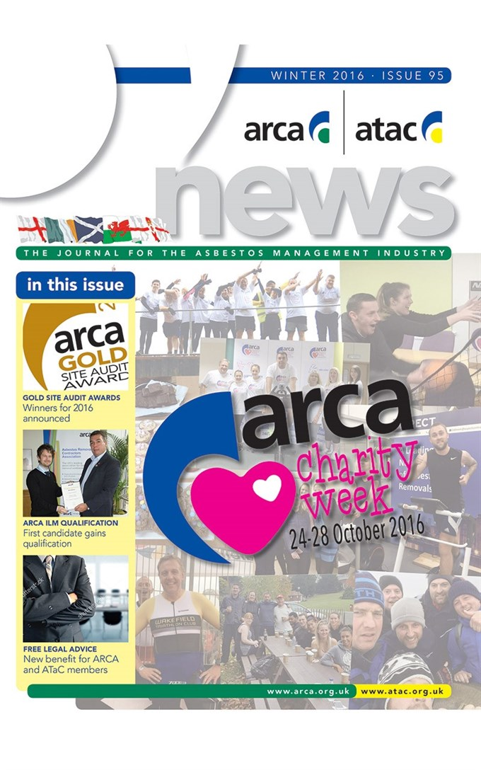Latest ATaC News Magazine available online