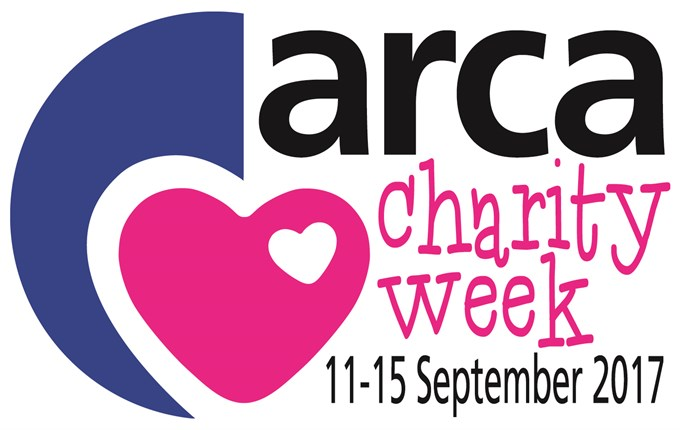 ARCA Staff support Charity Week with three challenges