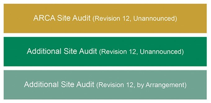 ARCA to Colour Code Site Audit Reports