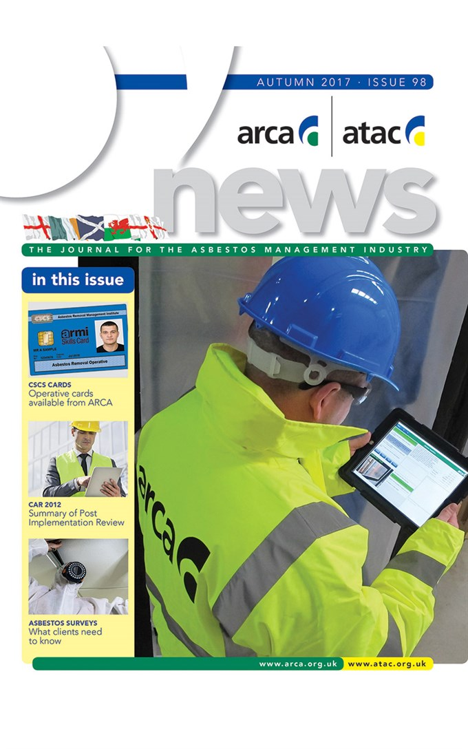 ATaC News magazine Autumn 2017 available online