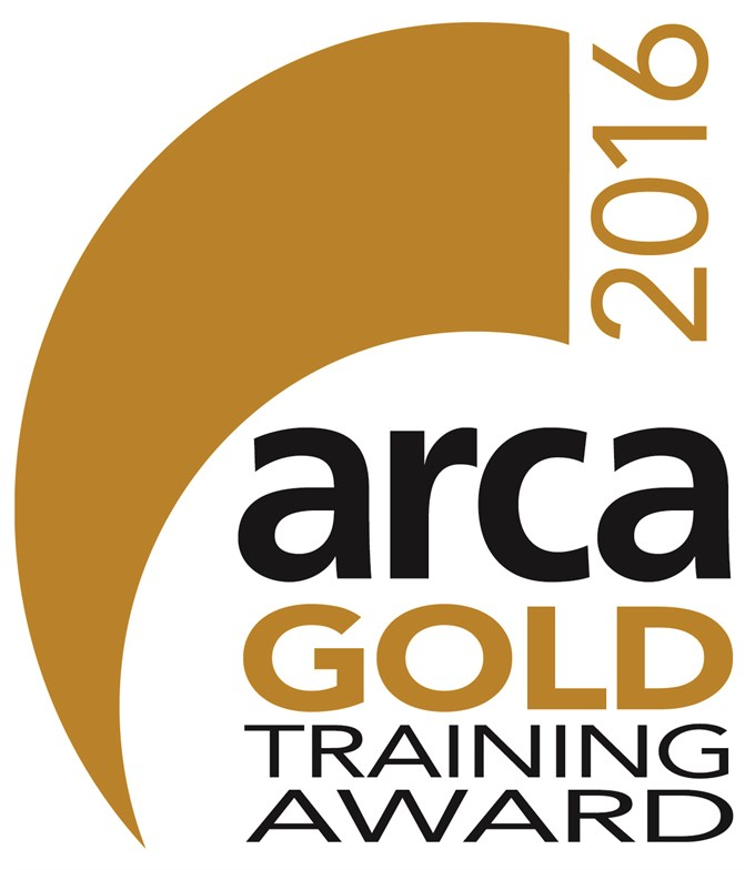 ARCA announces Gold Training Awards